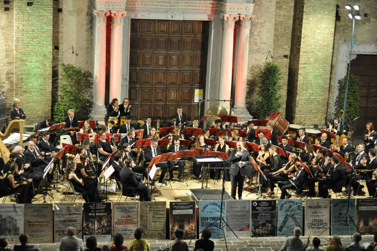Grand Concert of the Feast of the Assumption of Salò