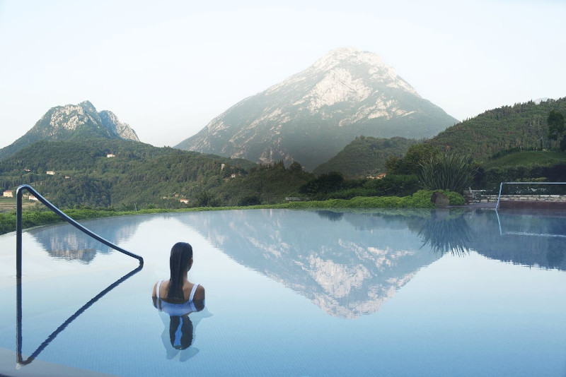 Hotel 5 Stars Superior Lefay Resort Mountains view
