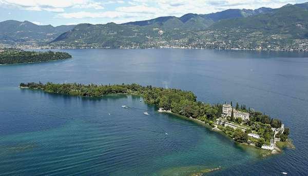 Itinerary 1 - Garda Island Tour (Isola del Garda)