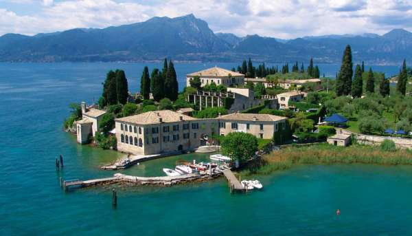 Itinerary 5 - Tour of Garda and Punta San Vigilio