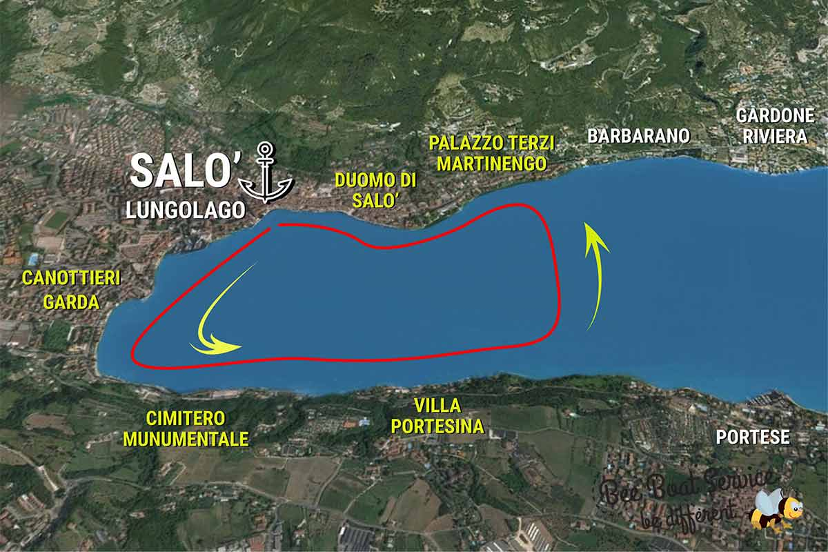 Itinerary S Salo and its landscape