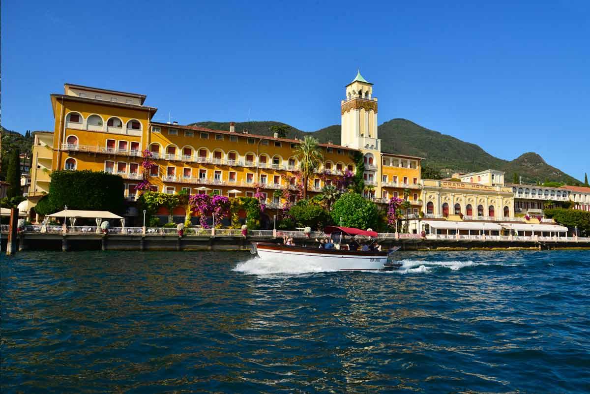 Boat tours Grand Hotel Gardone Riviera
