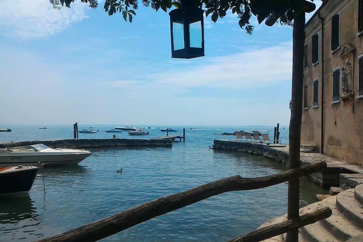 Punta san Vigilio Boat Tour