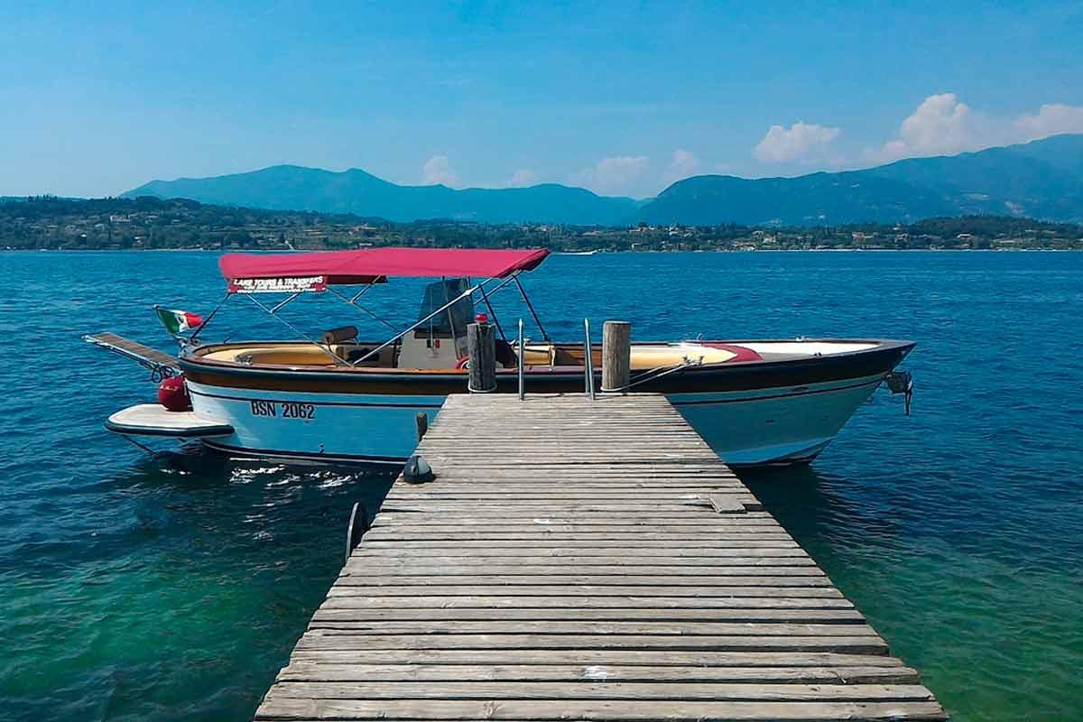 Gargnano Boat Tour